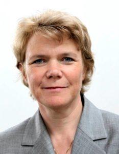 Styrelseordförande Harriet Wallberg